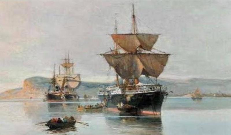 Ομαδική έκθεση ζωγραφικής από τις συλλογές τις Εθνικής Πινακοθήκης