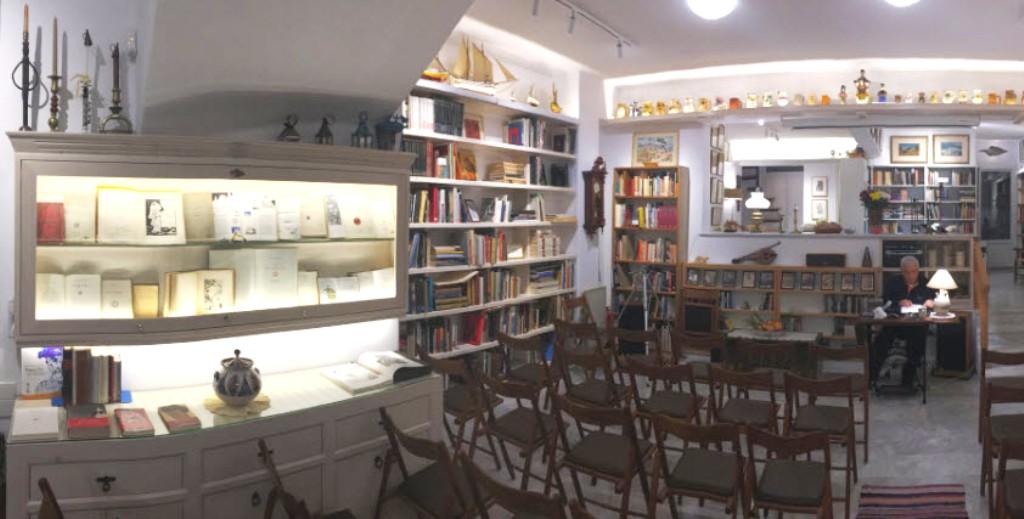 Στη μεγάλη γιορτή της Χριστιανοσύνης αφιερωμένη η Αποσπερίδα της Κυριακής στην βιβλιοθήκη Π. Κουσαθανά