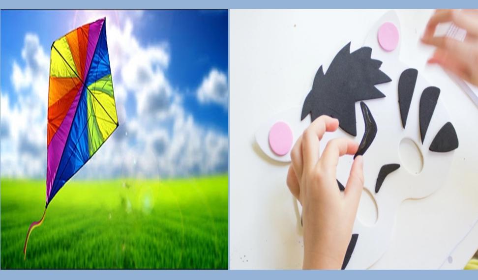 Εργαστήρια μάσκας και χαρταετού σήμερα 11:00-14:00 στην ΚΔΕΠΠΑΜ