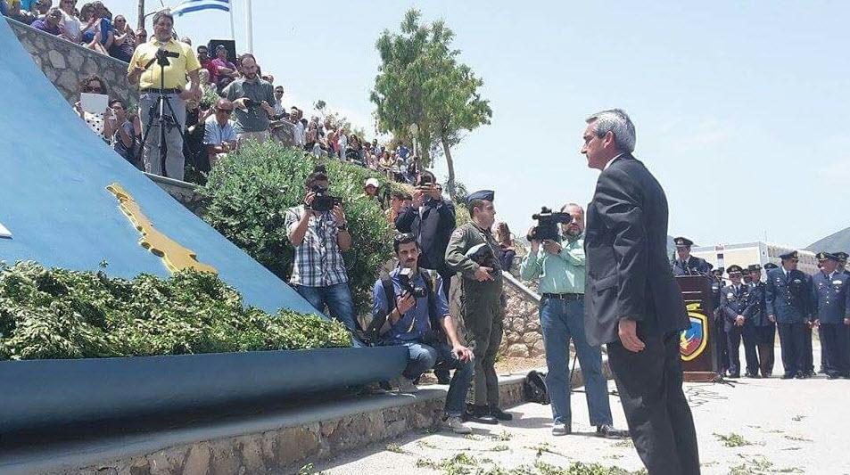 """Στις εκδηλώσεις τιμής και μνήμης """"Ηλιάκεια 2015"""" ο Περιφερειάρχης Νοτίου Αιγαίου"""