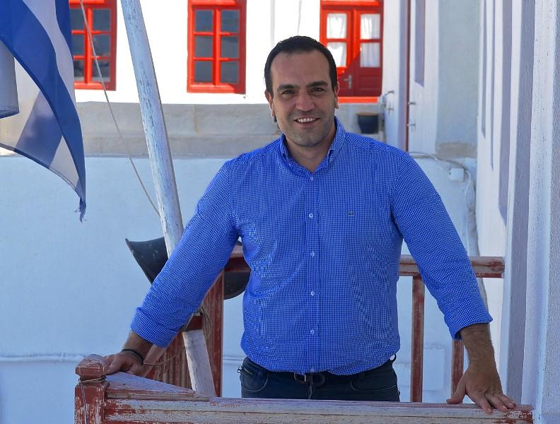 Σημαντική αυτοδιοικητική διάκριση για τον Δήμαρχο Μυκόνου Κ. Κουκά σε εθνικό επίπεδο