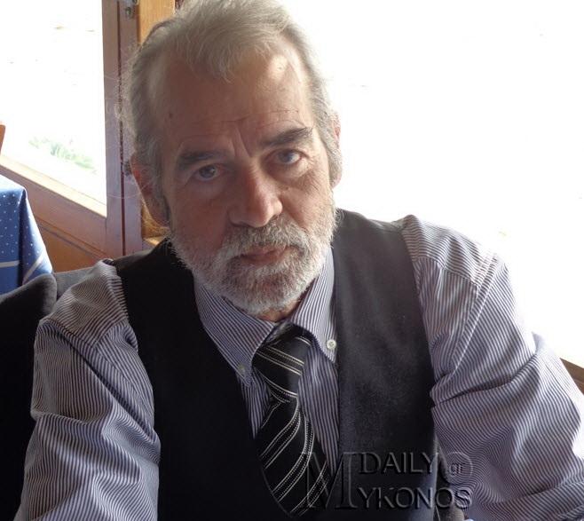 Αποκλειστική συνέντευξη του επί 24 χρόνια διευθυντή του Κέντρου Υγείας Χρήστου Κλεάνθους στην MYKONOS NEWS