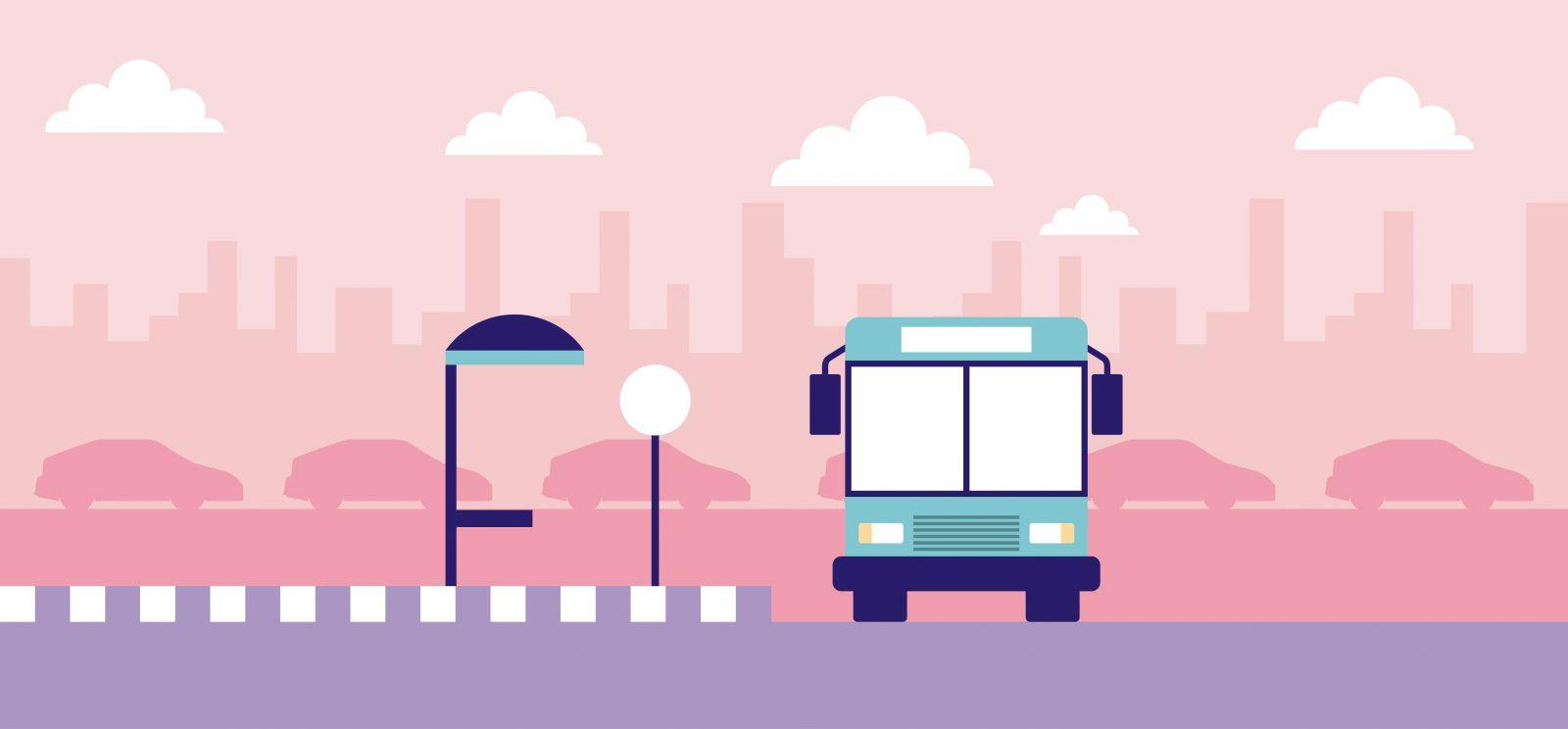 Δρομολόγια λεωφορείων