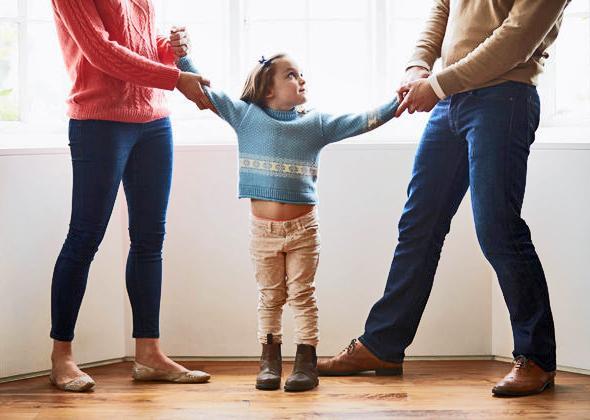 Συνεπιμέλεια μετά το διαζύγιο - Έρχονται αλλαγές στο νομικό πλαίσιο