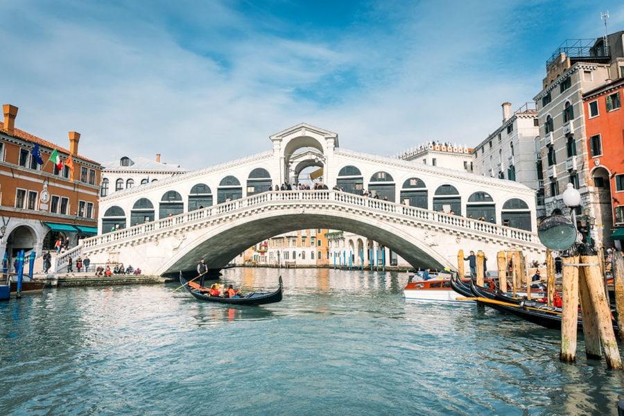 Στέγνωσαν τα κανάλια της Βενετίας δύο μήνες μετά τις καταστροφικές πλημμύρες