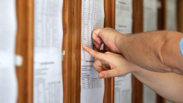 Πανελλαδικές 2019: Ανακοινώθηκαν οι βαθμολογίες των ειδικών μαθημάτων