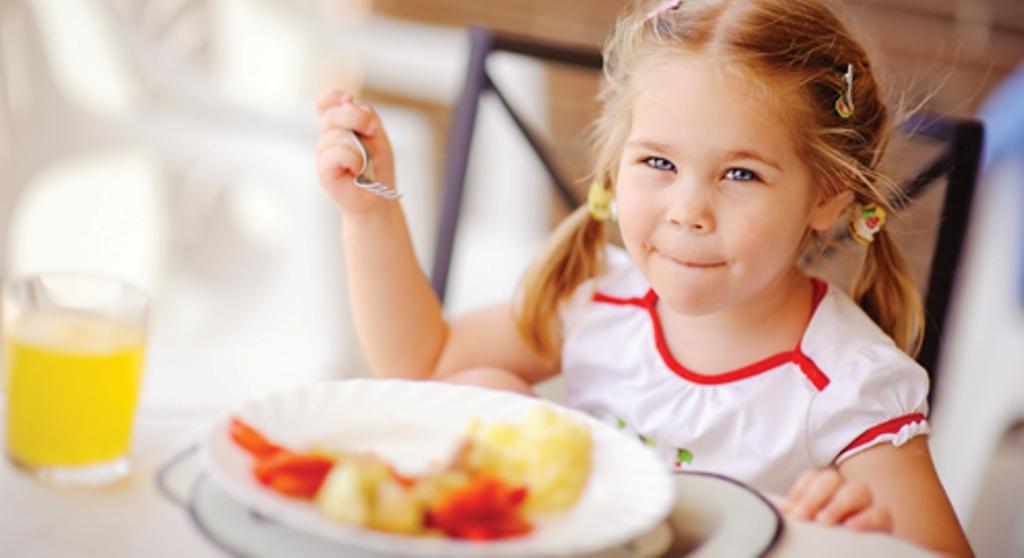 Πως να ενθαρρύνετε τα παιδιά να φάνε φρούτα και λαχανικά