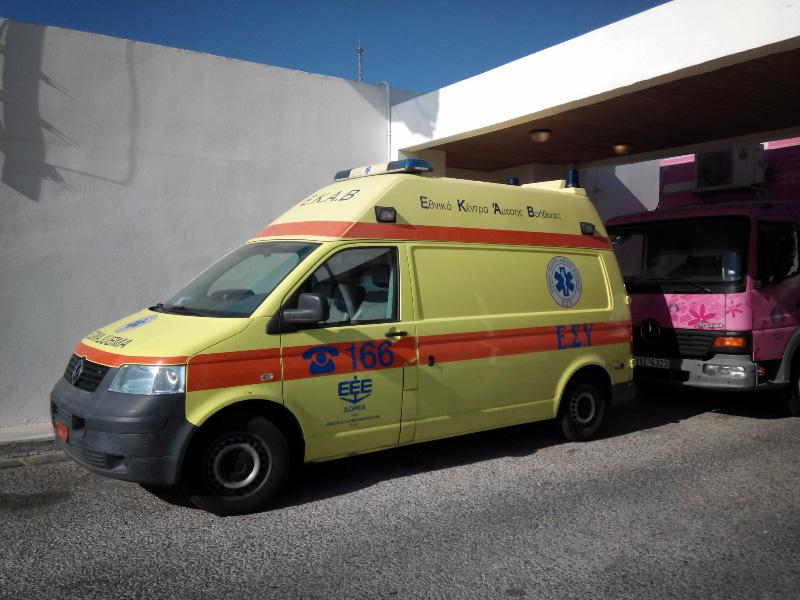 Συμβαίνει τώρα: Σύσκεψη φορέων για τις ανάγκες του Κέντρου Υγείας