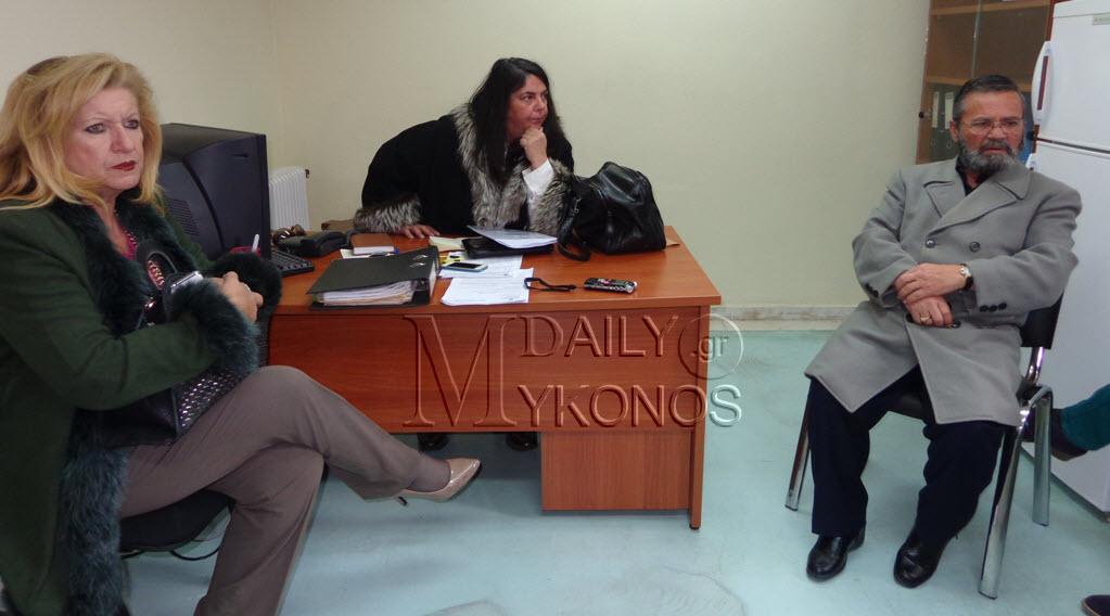 Σύσκεψη για τα προβλήματα του Κέντρου Υγείας - Ανοιχτή συγκέντρωση από τους φορείς στις 19 Μαρτίου