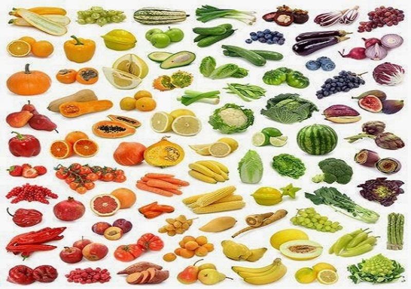 Λαχανικά: Ποιο χρώμα να προτιμάμε και γιατί