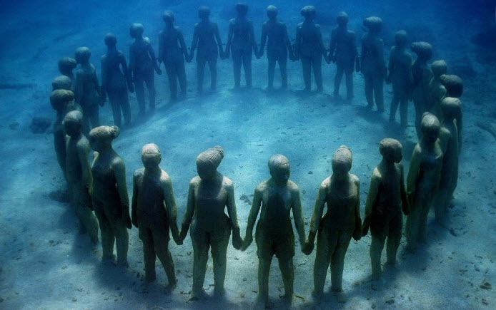 Ανοίγει ο δρόμος για τα υποβρύχια μουσεία