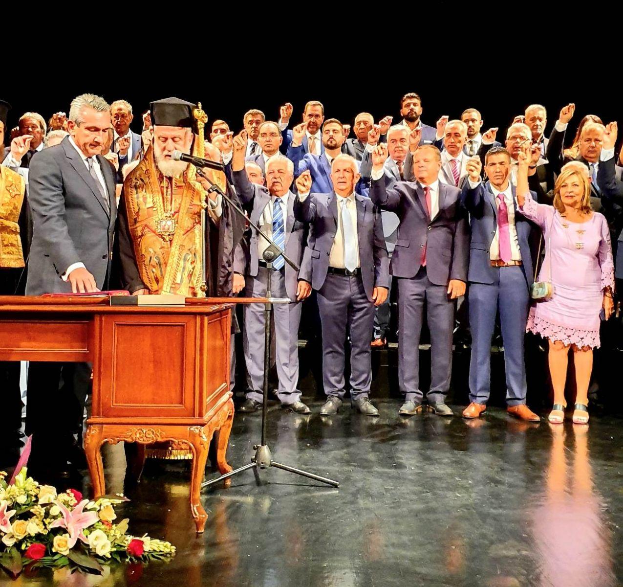 """Γιώργος Χατζημάρκος: """"Σας καλώ όλους, στον υπέροχο κόσμο της πολιτικής της Ευθύνης,  της Συνέπειας και της Αφοσίωσης"""""""