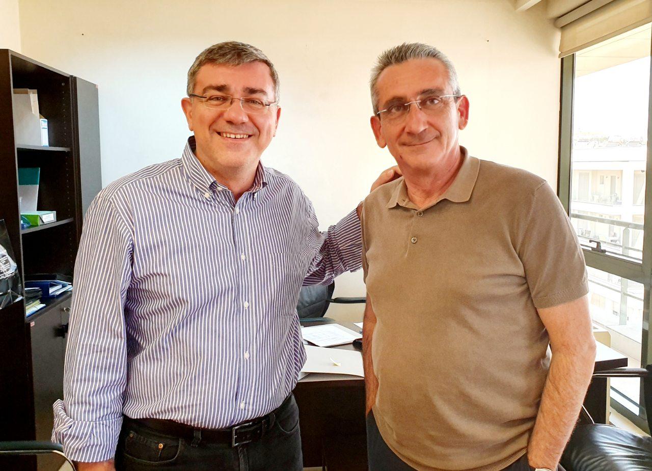 Στο Υπουργείο Περιβάλλοντος  ο Περιφερειάρχης , για  οριστική λύση στο πρόβλημα των ΧΑΔΑ στα νησιά