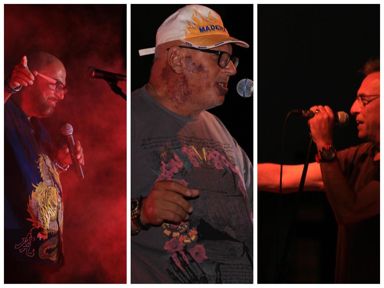 (pics) Μία συναυλία γέλιου και χαράς προσέφεραν οι Γιάννης Ζουγανέλης, Διονύσης Τσακνής και Λάκης Παπαδόπουλος