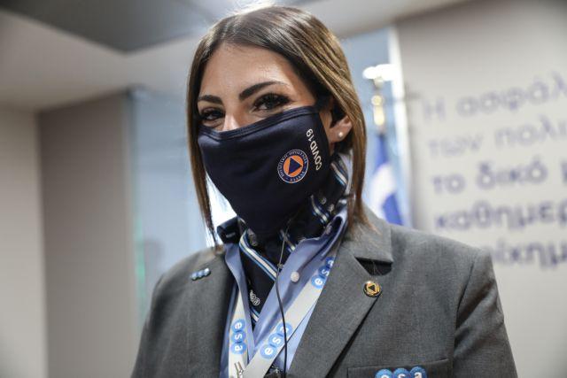 Υποχρεωτική από σήμερα η χρήση μάσκας σε όλους τους κλειστούς χώρους-Τα νέα μέτρα για τον κορονοϊο