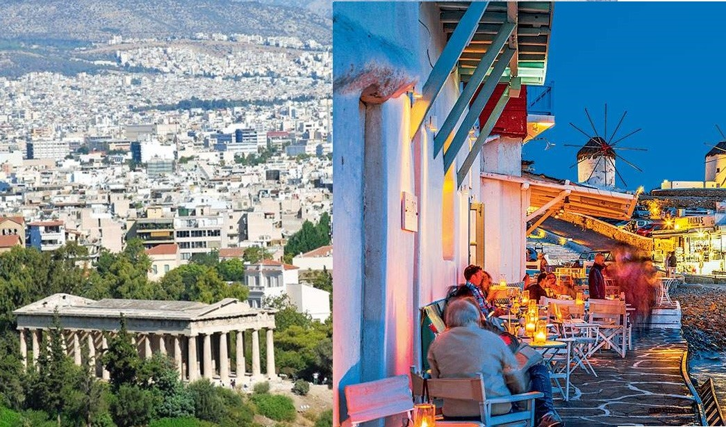 Πανικός ακυρώσεων στα ξενοδοχεία της Αθήνας, πάρτι κρατήσεων στη Μύκονο