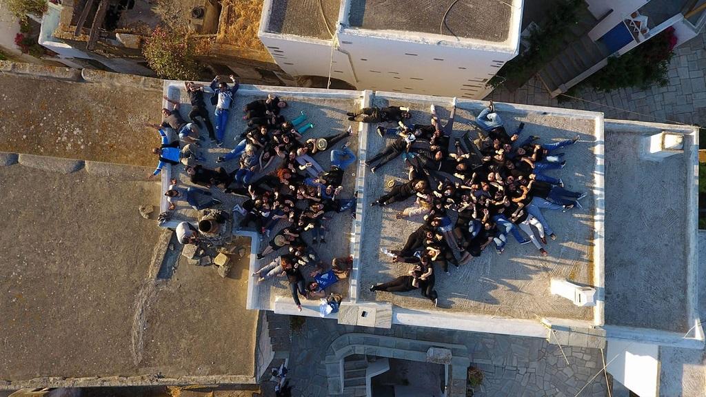 Γίνε εθελοντής στο Tinos Food Paths 2019