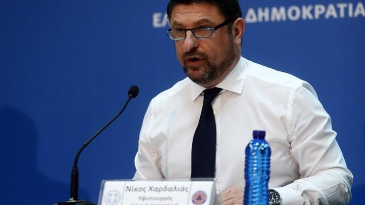 Χαρδαλιάς: Τα μέτρα δεν θα λήξουν στις 27 Απριλίου - ΒΙΝΤΕΟ