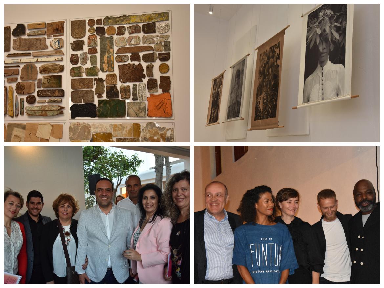 (vid)«The Palace at 4 a.m.» Η σύγχρονη τέχνη εμπνέεται από τη συλλογή του Αρχαιολογικού Μουσείου της Μυκόνου