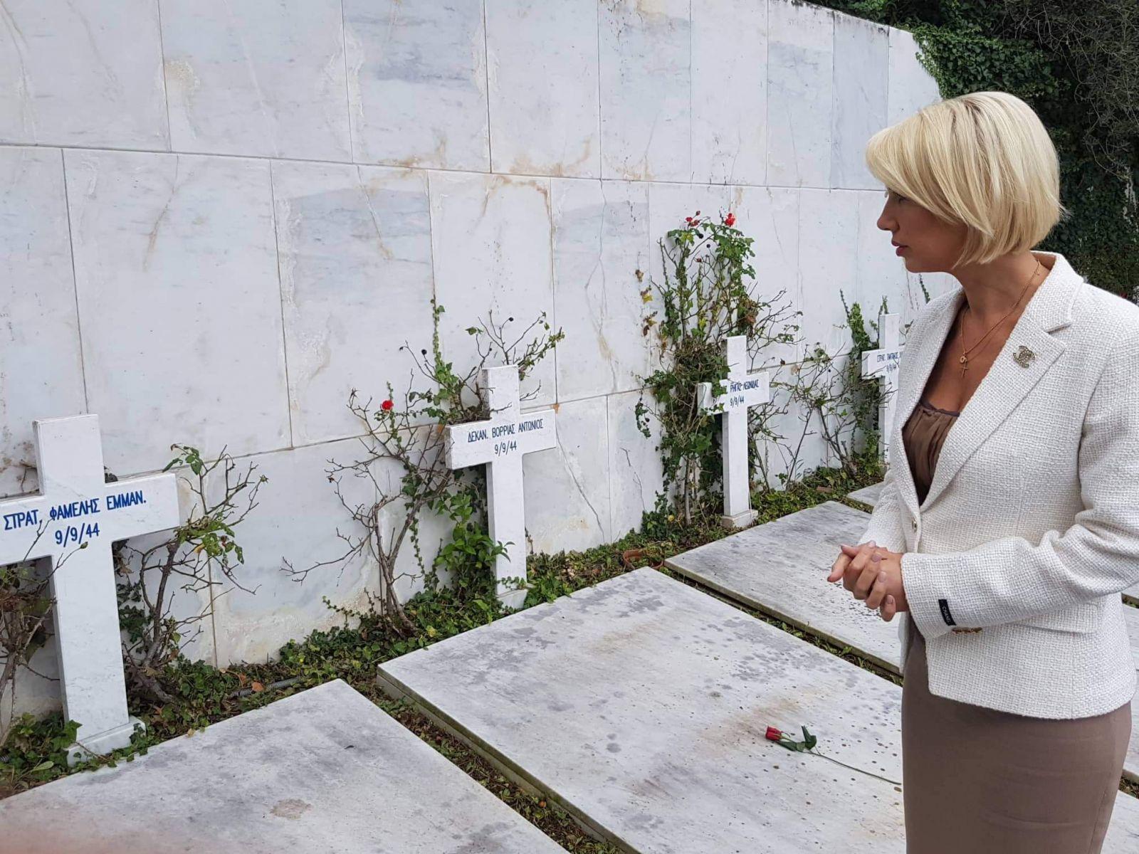 Κατερίνα Μονογυιού: 28 Οκτωβρίου 1940,  79 χρόνια από την ημέρα που γράφτηκε το ΟΧΙ των Ελλήνων στην παγκόσμια ιστορία.