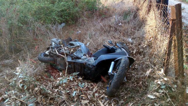Eurostat: Πρώτη η Ελλάδα σε τροχαία δυστυχήματα με μοτοσικλέτες