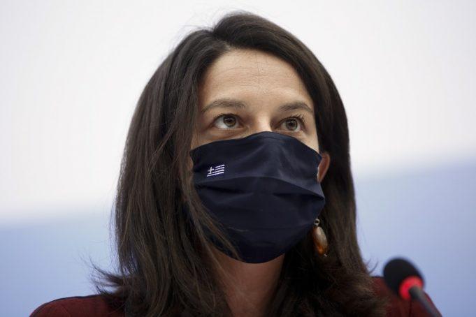Κεραμέως στην ΕΡΤ: Όλα τα παιδαγωγικά μέτρα σε εφαρμογή για τη χρήση μάσκας – Ανοίγουν τα κυλικεία (video)