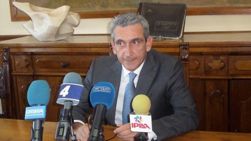 Γ. Χατζημάρκος: «Με υπευθυνότητα και συγκεκριμένες προτάσεις, δίνουμε τη μάχη σε όλα τα μέτωπα»