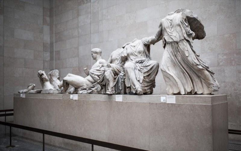 Ντέιβιντ Χιλ: «.. στο τέλος, τα Γλυπτά θα επιστρέψουν στην Ελλάδα»