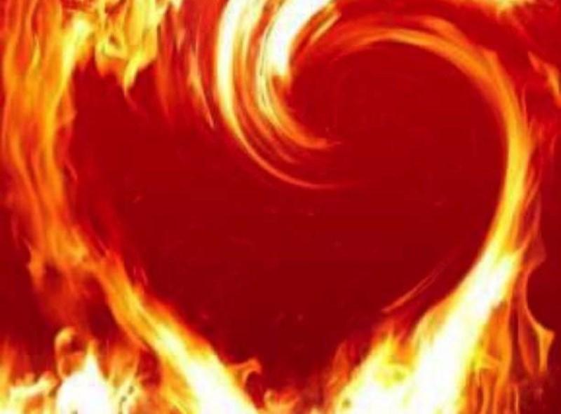 Όταν η καρδιά και ο νους πάρουν φωτιά από ένα μεγάλο θέλω…