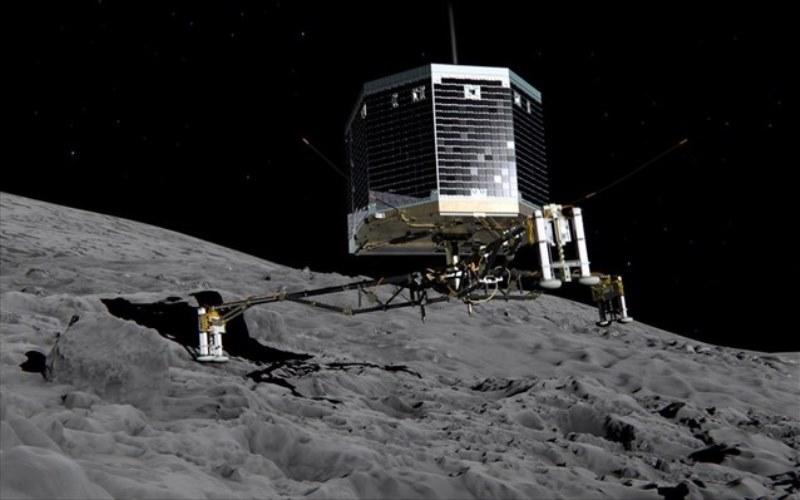 Ζωντανά στο Ίντερνετ η προσεδάφιση της αποστολής Rosetta στον κομήτη