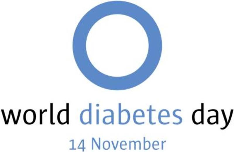 14 Νοεμβρίου : Παγκόσμια Ημέρα κατά του Διαβήτη