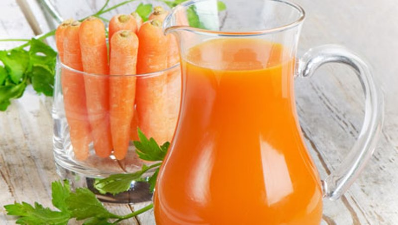 Όταν το καρότο θεραπεύει!
