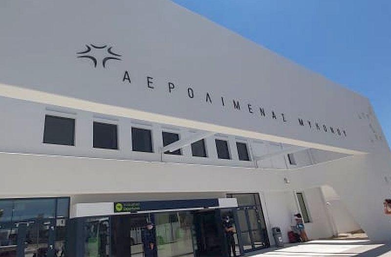 Mε 243.530 επιβάτες μέσω διεθνών πτήσεων  στα αεροδρόμια του Ν.Aιγαίου, έκλεισε ο Ιούλιος