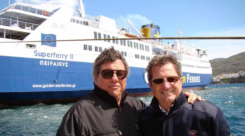 Η Golden Star Ferries «ξεδιπλώνει» τον στόλο της με τέσσερα τα πλοία από το λιμάνι της Ραφήνας!