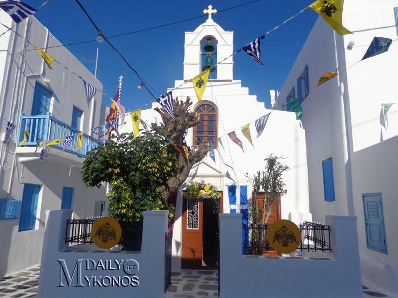 Χωρίς λιτανεία της Ιεράς Εικόνος οι εορταστικές εκδηλώσεις του Αγίου Αρτεμίου
