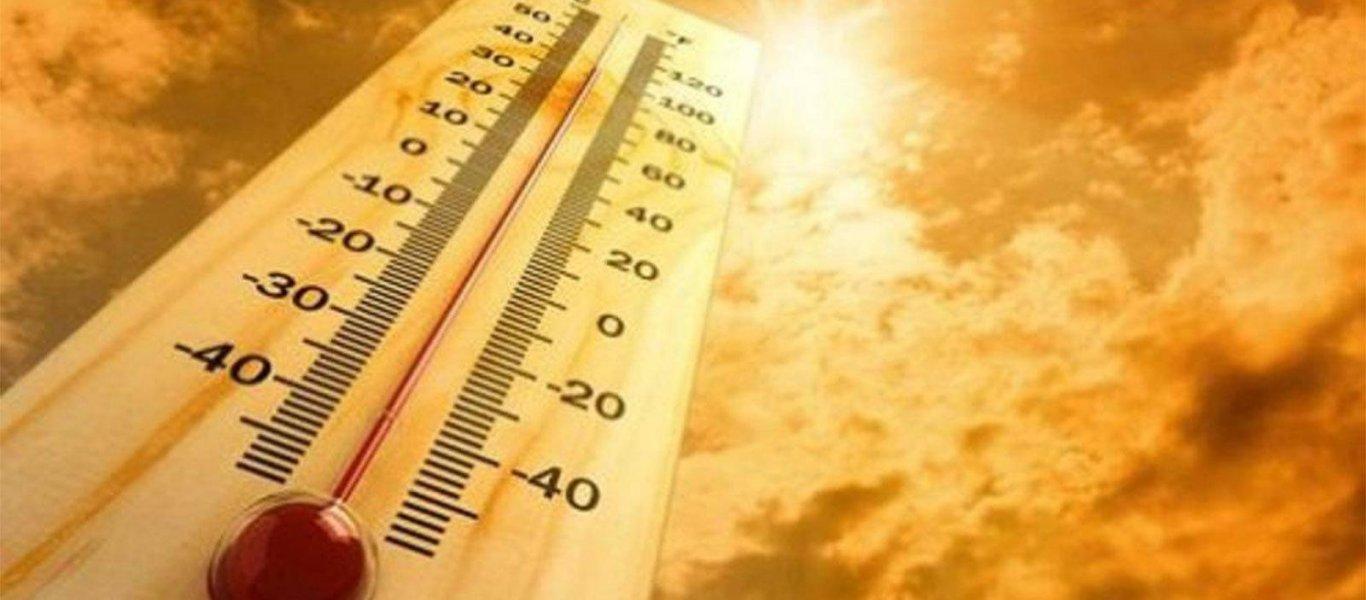 Καιρός: «Καίγεται» η χώρα σήμερα - Ποιες περιοχές θα «λιώσουν» περισσότερο από τη ζέστη