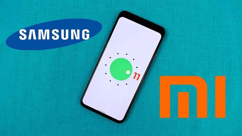 Διαθέσιμο το Android 11 σε Samsung και Xiaomi συσκευές