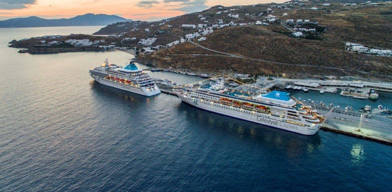 Κοροναϊός: Η Celestyal Cruises αναστέλλει τις κρουαζιέρες της έως την 1η Μαΐου του 2020