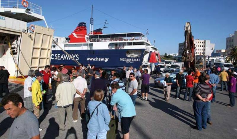 Ερχεται το e-ticket στα πλοία: Ηλεκτρονικό εισιτήριο και στην ακτοπλοΐα