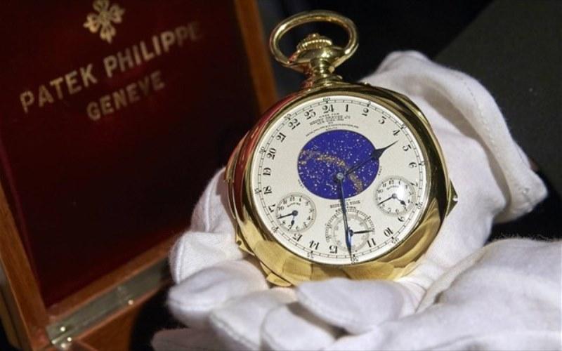 Ελβετία: Ποσό ρεκόρ 24 εκατ. δολαρίων για χρυσό ρολόι σε δημοπρασία