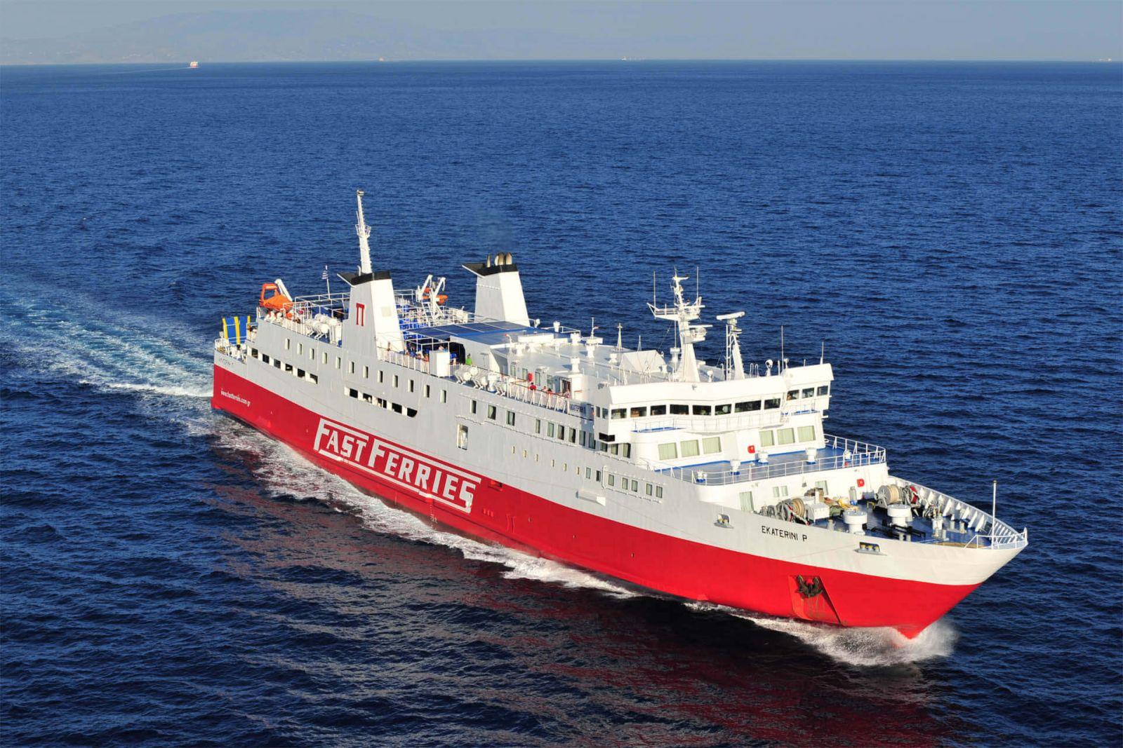 Fast Ferries: Τα δρομολόγια ενόψει Πρωτομαγιάς