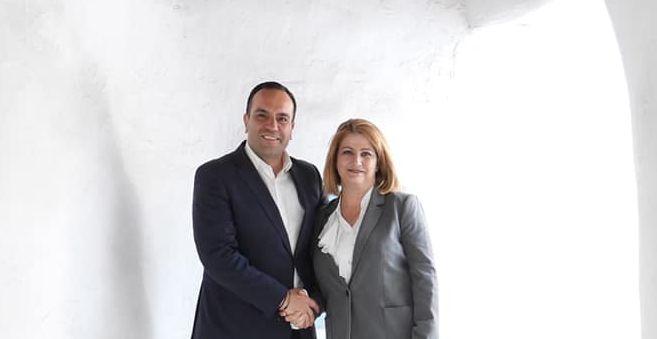 Με τον Κωνσταντίνο Κουκά η Ειρήνη Γρυπάρη