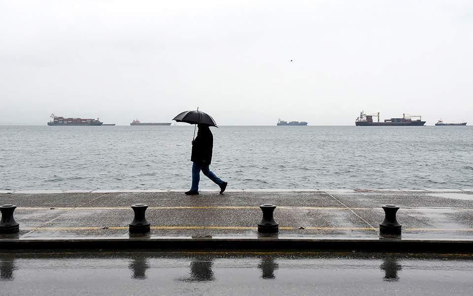 Eπιδείνωση του καιρού από την Πέμπτη - Ποιες περιοχές θα επηρεαστούν
