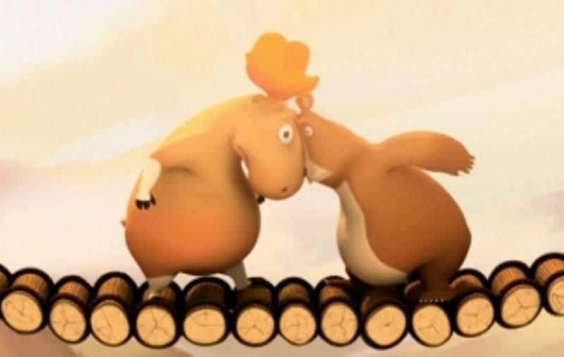 Η γέφυρα: ένα σύντομο, περιεκτικό animation