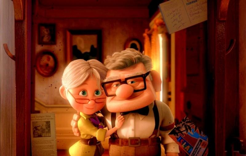 Θέλω να γεράσω μαζί σου: ένα animation για την παντοτινή αγάπη