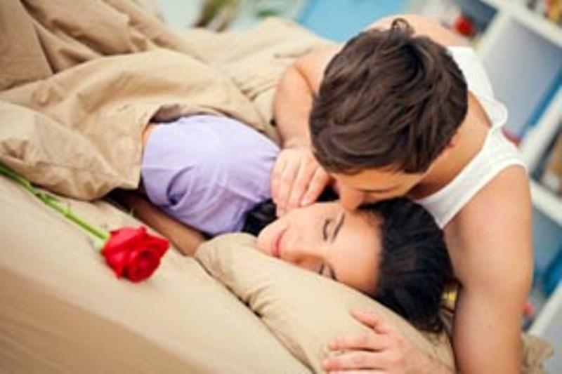 Όταν ένας άντρας είναι ερωτευμένος με μία γυναίκα
