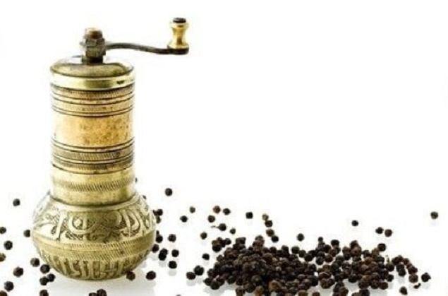 Μαύρο πιπέρι – Όσο απλό.. Τόσο θαυματουργό
