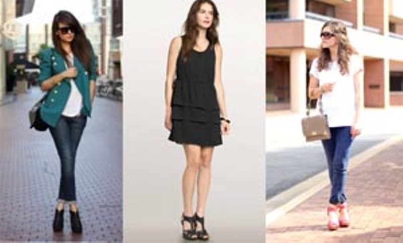 Πώς να ντυθείτε casual και κομψά ταυτόχρονα!