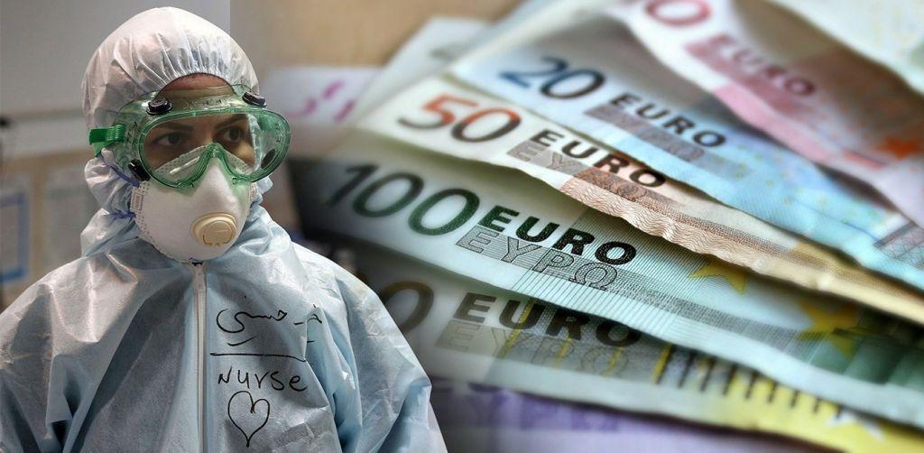 Κοροναϊός : Πόση θα είναι η απώλεια των εισοδημάτων στην Ελλάδα από την πανδημία