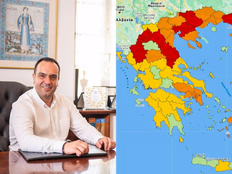 Ανακοίνωση του Δημάρχου Μυκόνου Κ. Κουκά μετά την ανακοίνωση των νέων μέτρων